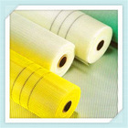 Fiber glass mesh using for building material