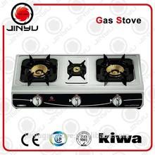 household 3 burners gas stove on sale JY-623