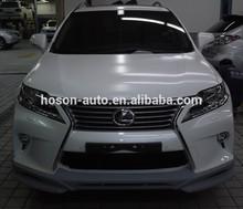 lexus RX350 front lip/front bumper guard 2014