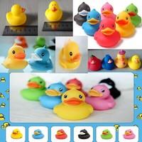 factory cheap custom rubber duck