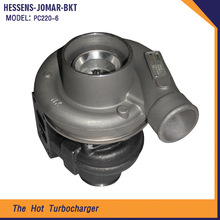 High quality PC220-6 turbo charger electric turbo charger for motorcycle