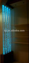 office decor bubble tube acrylic partition
