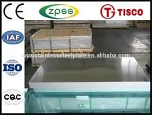 jiangsu big factory cutting stainless steel sheet 321