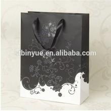 2015 Durable Logo Printed Gift Shopping Paper Bag