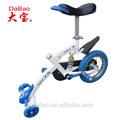 los niños de la bicicleta truco 2 con las ruedas de dirección