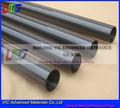 Pultrudados de fibra de carbono tubo, condutora, resistência química, baixa absorção de água