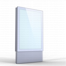 Aluminium LED light box
