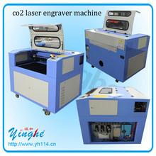 China produção 80 W usado máquina de corte a laser corte de aço