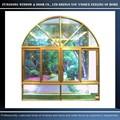 venta caliente impermeable de aluminio ventana de la casa de imágenes para ventanas con arco