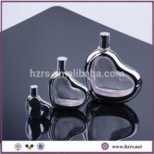 30ml 50ml 100ml bottle glass perfume bottle heart shaped perfume bottle