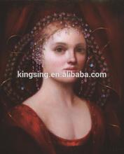 portrait/ portrait oil paintings/ canvas paintings