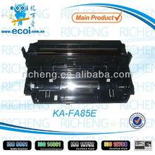 compatible laser toner cartridge P-KA-FA85E with lower toner powder price