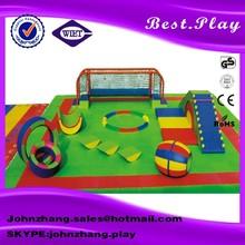 Wonderful kids castle playground