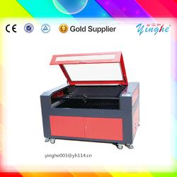100% warranty Good service laser cutting machine rubber baseball bat
