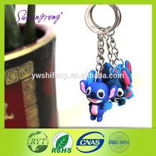 acrylic photo frame keychain, photo frame digital key chain