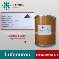 Pesticides Lufenuron +emamectin benzoate 40%+10% WDG