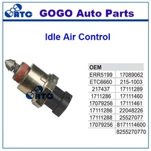 High Quality Idle Air Control Valve for Buick Cadillac Chevrolet GM OEM ERR5199 17089062 ETC6660 2151003 217437 17111289