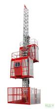 SC200/200 2ton double cage hoist for construction