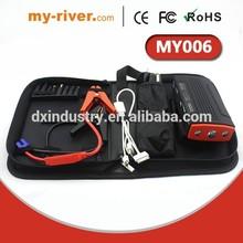 Emergency car portable battery jump starter High capacity 13800mah