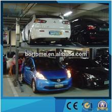 horizontale automatische garage