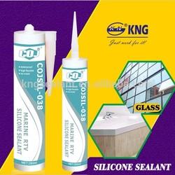 COJSIL-038 high temperature sealant ,silicone rubber adhesive sealant