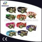 Wholesale Alibaba Retro Leather Cheap Wrist Watch