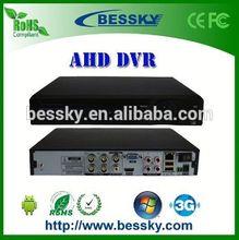 8 channel 1080P driver recorder mini dvr camera