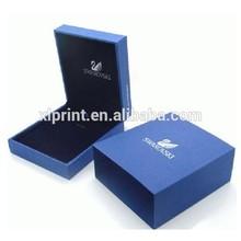 Custom Logo Luxury Paper Cardboard Jewelry gift box for pandora
