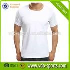 Mens Promotional Cheap Plain 100% Cotton T Shirt
