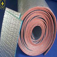 foam foil insulation PIR panel coating alu foil/PU foam air duct sheet