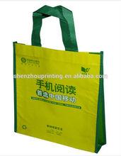2015 New Arrival fashion design non woven bag & shopping bag/non woven promotional giveaways