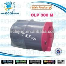 hot toner cartridge refill machine CLP 300 M made in china