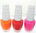 2015 vente chaude nouvelle conception populaire 18ml craquage vernis à ongles/vernis à ongles