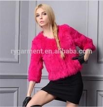 China supplier new product han woman fur coat 2015