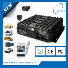 car parking system tracking 4ch H.264 3G WIFI GPS D1/HD1/CIF