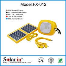 camping kits 40w led solar energy street light pole price