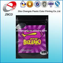 wholesale bizarro zencense herbal incense bags