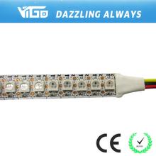 144 led pixel light Ws2812b Rgb Led Strip/Dmx512 Addressable 5050rgb Led Strip