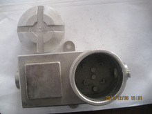 Stainless steel investment casting shell for water meter