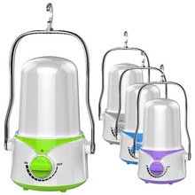Rechargeable camping LED lantern,LED emergency lamp and lantern