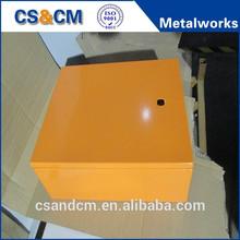 OEM Custom X15 powder coating electrical distribution box metal fabrication