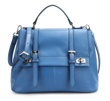 Latest design lady PU handbag brand handbag