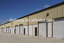 prefabricated steel store