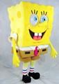 bob esponja traje de la mascota