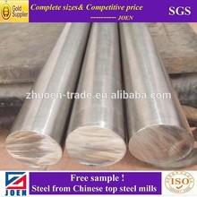 polished 4140 SCM440 42CrMo4 1.7225 hardened steel hardness