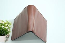 Leather Man Wallet 2015 New Men Arrival Brand Design Purse Crocodile Short Fold Natural Skin Wallets with coin pocket