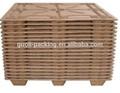 Reciclado paletes de madeira 1000 * 1000 mm