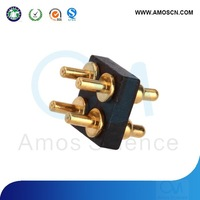Spring Loaded Electric Contact,Keypad SMT pins connector
