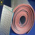 Aislamiento en espuma EPE de papel aluminio
