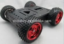 Metal Plateform Tank Robot Smart Car Chassis
